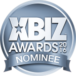 Xbiz 2016 - Live Cam Model of the year